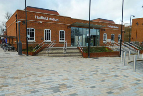 Hatfield Station